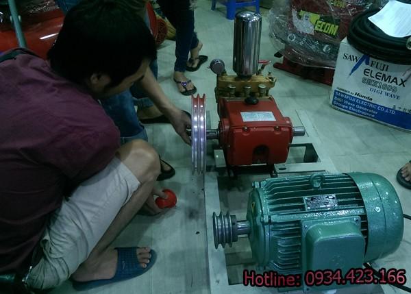 máy rửa xe cao áp hl80