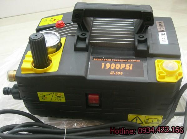 máy rửa xe mini áp lực