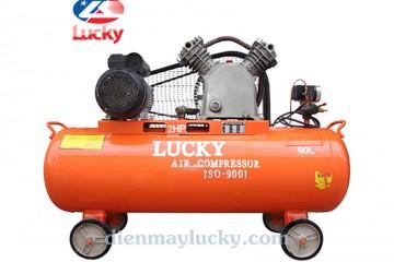 Tham khảo giá máy bơm hơi mini mới nhất tại Lucky