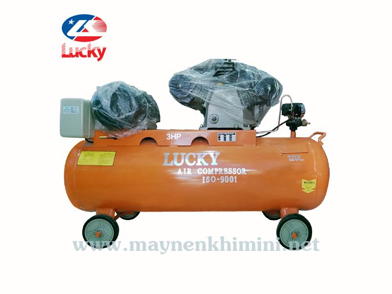 Máy nén khí dùng trong công nghiệp