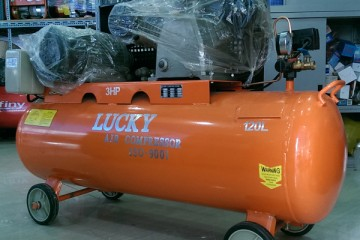 Máy nén khí dùng trong công nghiệp thanh lý – những điều cần chú ý!