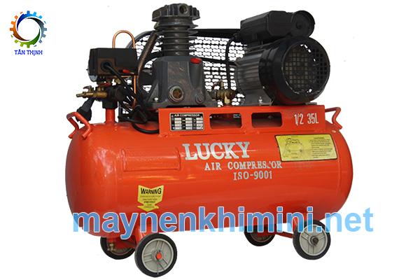 Ứng dụng của máy nén khí piston