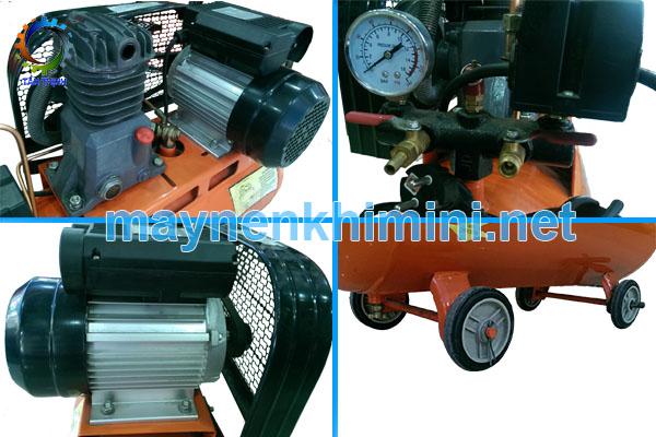 Cấu tạo máy nén khí piston Lucky 35 lít