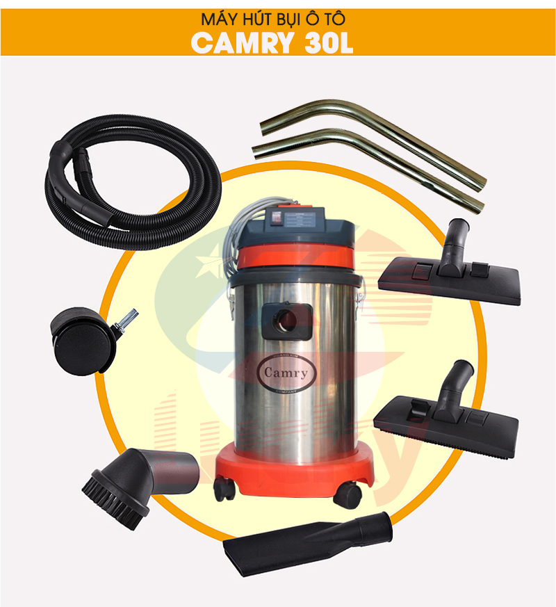 may hut bui camry 30L