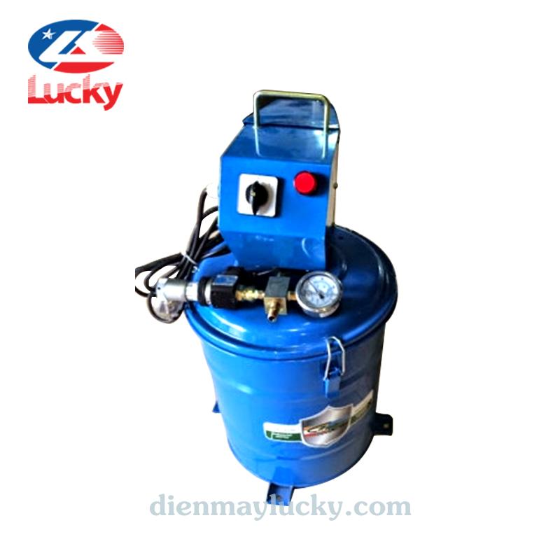 máy bơm mỡ điện 40 lít
