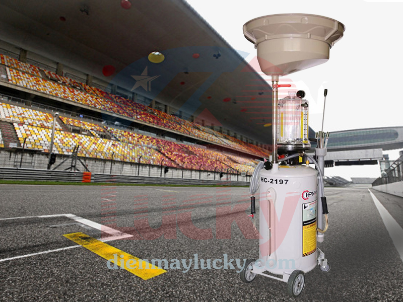 máy hút dầu thải khí nén HC-2197-3