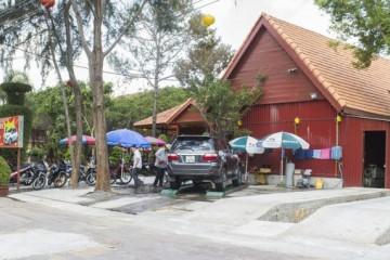 """Mô hình rửa xe kết hợp cafe – """"Chìa khóa"""" siêu lợi nhuận cho tiệm rửa xe!"""