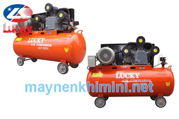 Máy nén khí công nghiệp 210 Lít