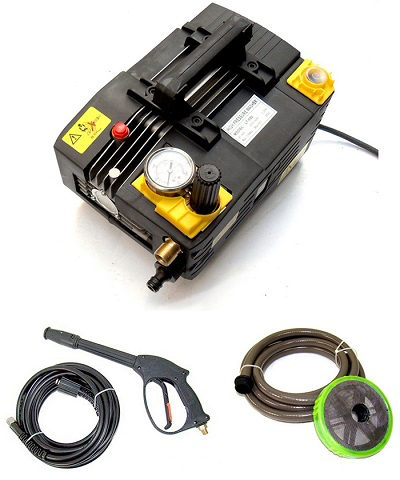 Máy rửa xe cao áp mini LT590