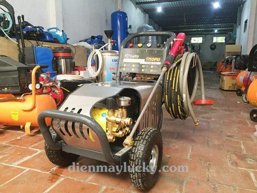 máy rửa xe cao áp 1 pha