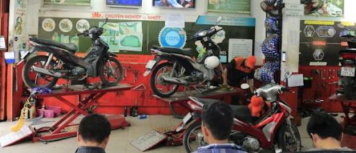 thanh lý đồ nghề sửa xe máy 2018