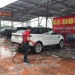 học nghề rửa xe ô tô