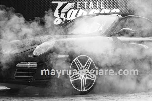 công nghệ rửa xe ô tô mới nhất