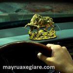 đồ phong thủy cho xe ô tô