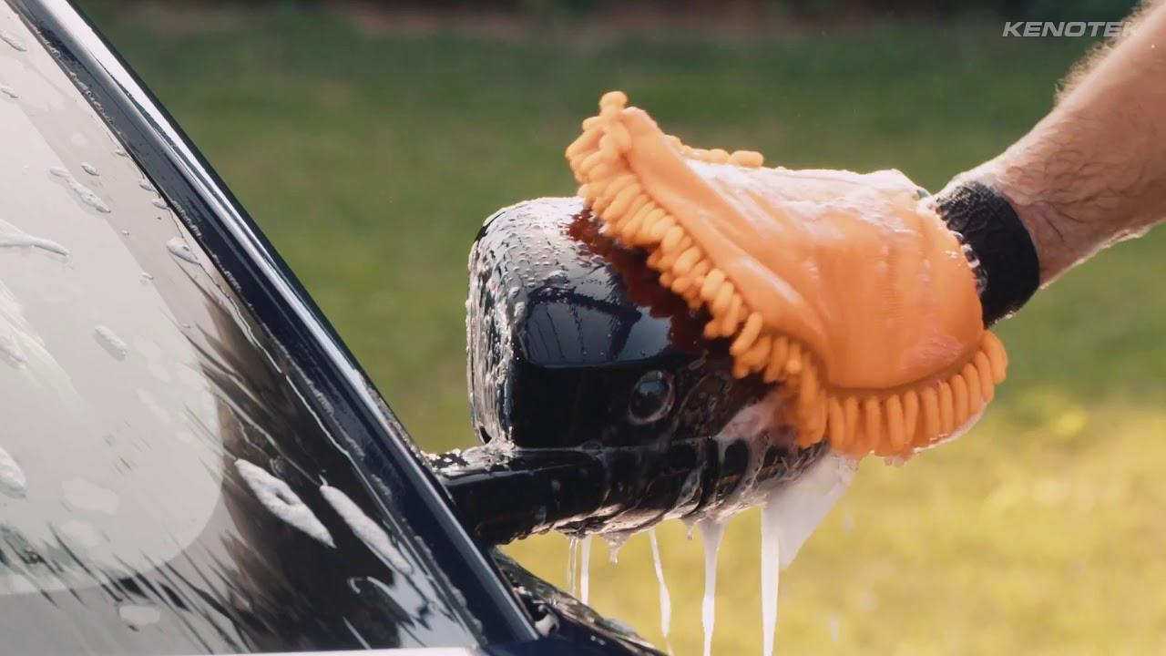 Rửa xe hương chanh